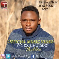 WORSHIP DIARY VIDEO BY THOBBIE