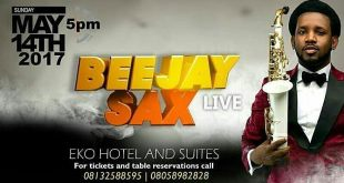 beejay sax live