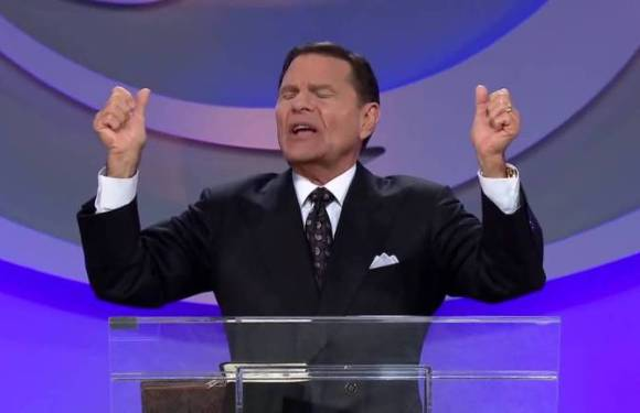 DAILY WORD FEAST : GIVE GOD A WAY – KENNETH COPELAND