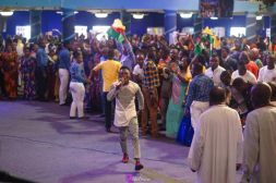 VicDaPraise Live @MERCY CITY INTERNATIONAL, Warri Delta State 247GVIBES