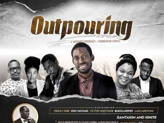 Outpouring - SamTakim And Ignite www.247gvibes.com