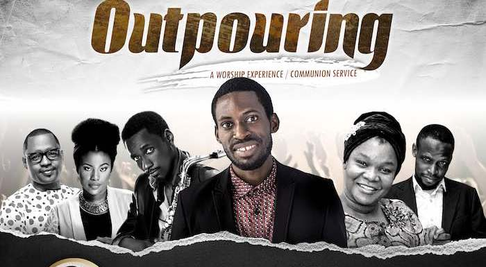 [EVENT] : SAMTAKIM AND IGNITE PRESENTS OUTPOURING  WORSHIP EXPERIENCE @amenradio1