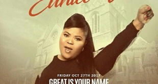 euNICE U GREAT IS YOUR NAME LYRICS