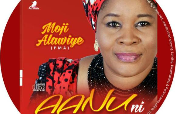 "PAST MOJI ALAWIYE RELEASES NEW SINGLE ""AANU NI"" @pmaworship"
