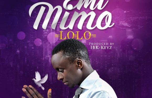 "LOLO PREMIERS NEW SINGLE ""EMI MIMO"""