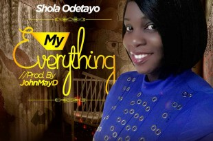 Sola Odetayo - my everything