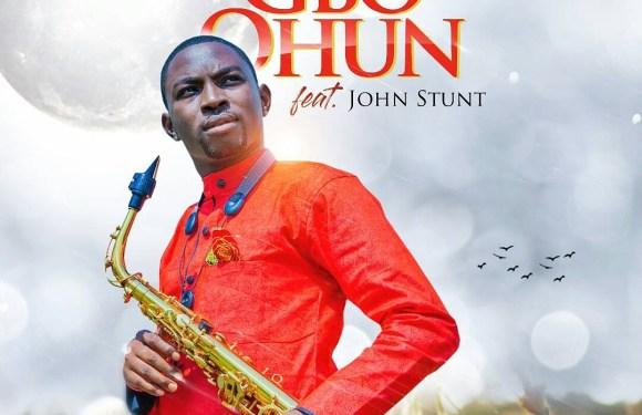 "SaxEmmy  Releases New Single ""Gbo Ohun"" Ft John Stunt"