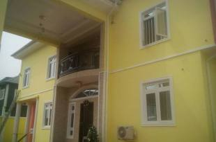 Tope Alabi Moves Into Newly Completed Mansion