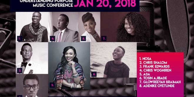 Ada, Glowreeyah, Frank Edwards & More Set For UPMC 3.0 | Jan. 20th, 2018