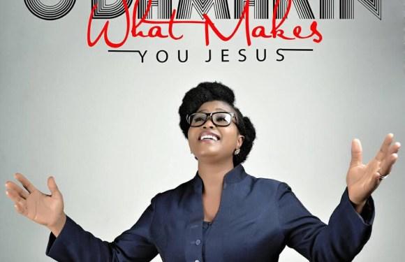 (AUDIO) : What Makes You Jesus – O'Damakin  New Single + New Album [@odamakin1]