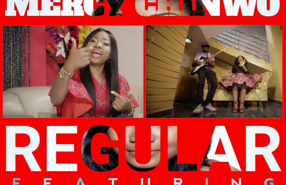 (VIDEO) : On A Regular – Mercy Chinwo [Feat. Fiokee] @Mmercychinwo