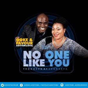 No One Like You - Goke and favour adeyemi - www.247gvibes.com