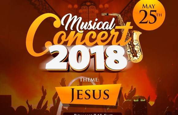 #Event: McPherson University Choir Presents It's Second (2nd) Annual Musical Concert