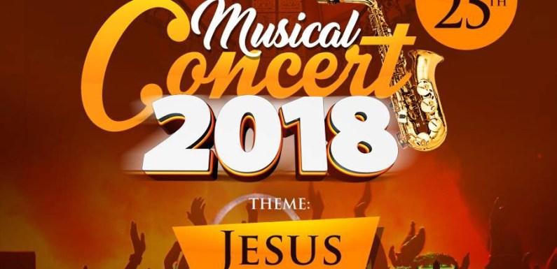 #Event: McPherson University Choir Presents It's Second (2nd) Annual Musical Concert