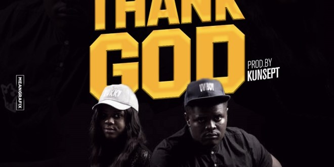thank God - VIDEO+AUDIO