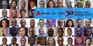 Avance Media Top 50 Ghanaian Journalists List - 247gvibes.com