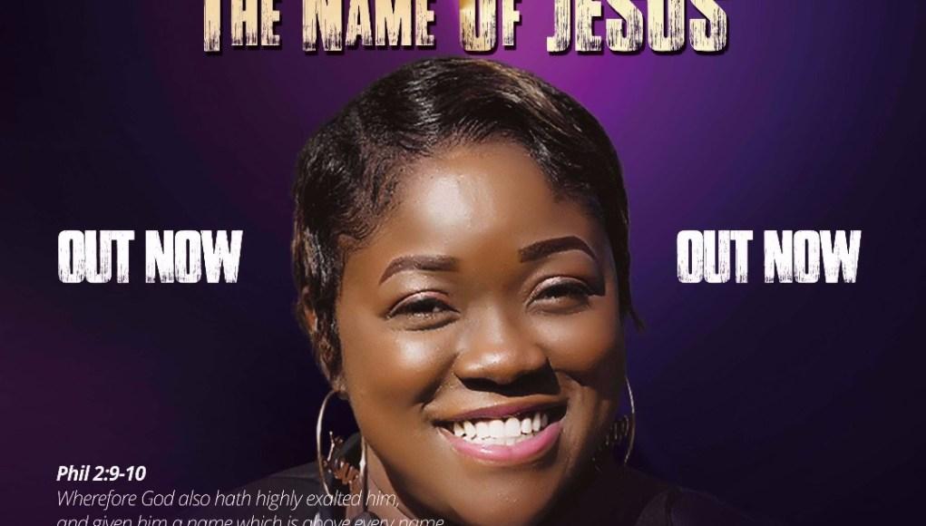 Victoria Smart - the name of jesus - www.247gvibes.com