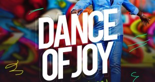 Evans Ighodalo Dance of Joy Cover