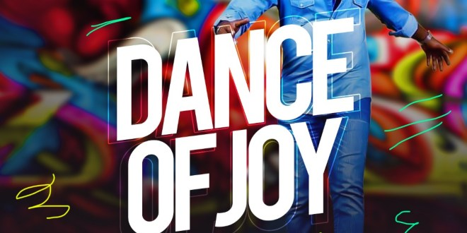 Evans Ighodalo Dance of Joy Cover