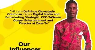 Daprince Oluwatosin