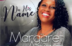 Margaret Anizor - In His Name [Art cover]