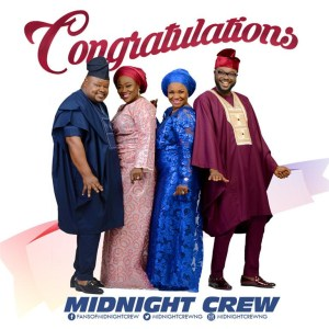 congratulations - midnight crew