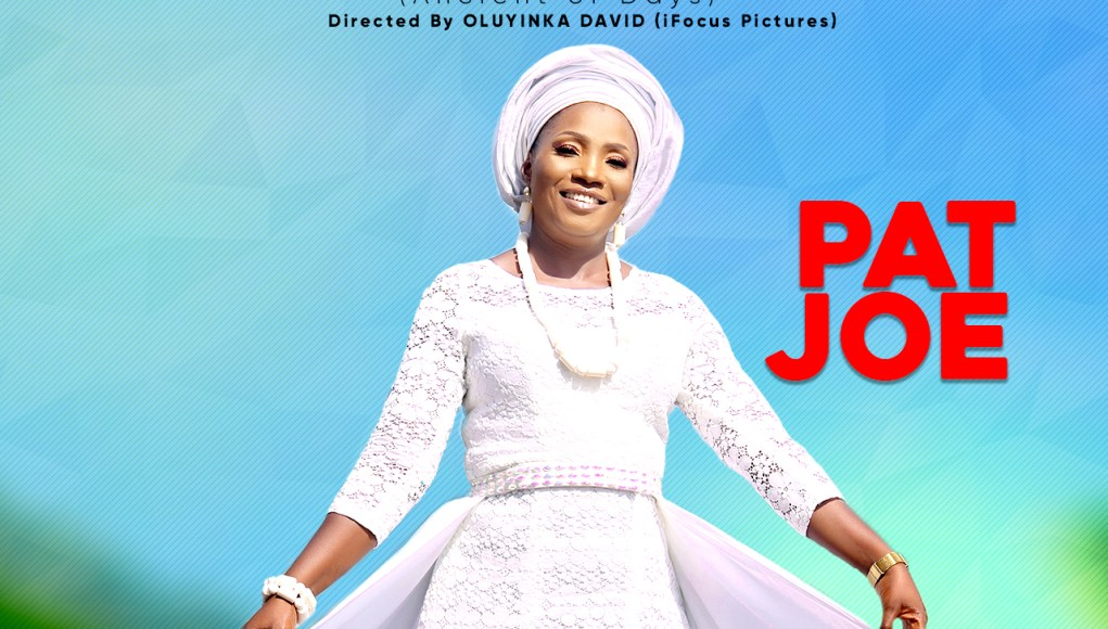 Nigerian gospel singer and songwriter, Pat Joe, unveils the video of her trending single titled Arugbo Ojo directed by Oluyinka Davids in commemoration and celebration of her birthday. Arugbo Ojo translates as