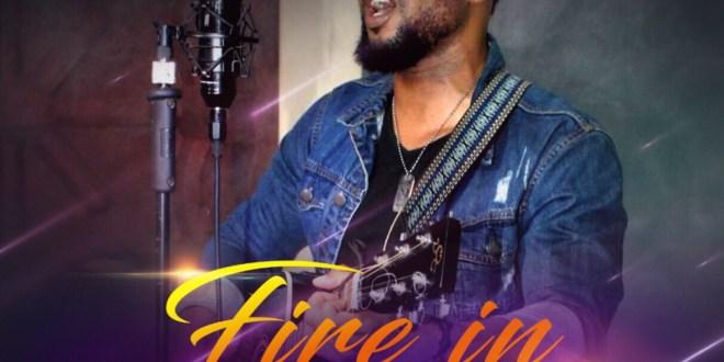 New Music : FIRE IN WORSHIP – JOEY DICKSON | @joeydtobore