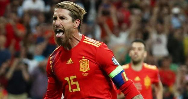 Euro 2020 qualifying: Spain 3-0 Sweden – BBC Sport