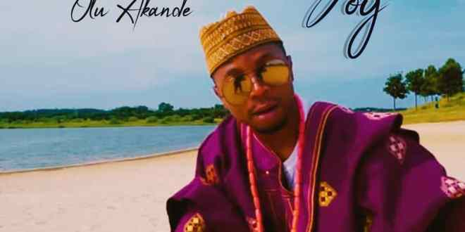 New Music : Overflowing Joy (Audio + Video) – Olu Akande | @Jitayomusic