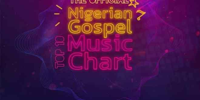 Top 10 #NaijaGospelChart by IACMP