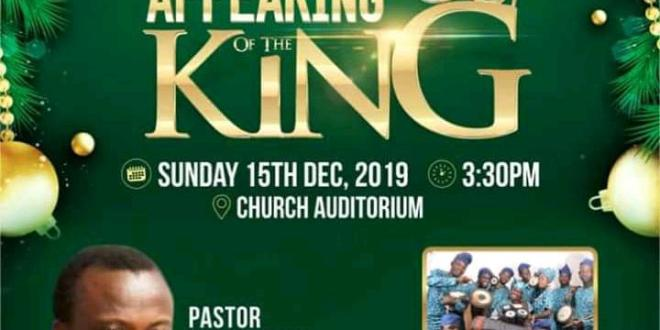 Event: Faithful Revolution Army Ministry Christmas Carol 2019 | @fram_ng