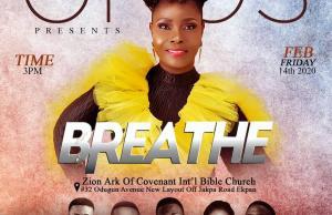 Onos Breathe Concert