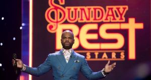 #BETSundayBest ✔ @BETSundayBest Congratulations, @_MelvinCrispell III for being the season 9 SUNDAY BEST! #BETSundayBest Embedded video 714 1:57 AM - Aug 26, 2019 Twitter Ads info and privacy 199 people are talking about this See Past Sunday Best winners below: Crystal Aikin (season 1) Y'anna Crawley (season 2) Le'Andria Johnson (season 3) Amber Bullock (season 4) Joshua Rogers (season 5) Tasha Page-Lockhart (season 6) Geoffrey Golden (season 7) Dathan Thigpen (season 8) Melvin Crispell III (season 9) 01