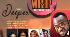 Psalmkeyz - Wholeness Of Worship 3.0