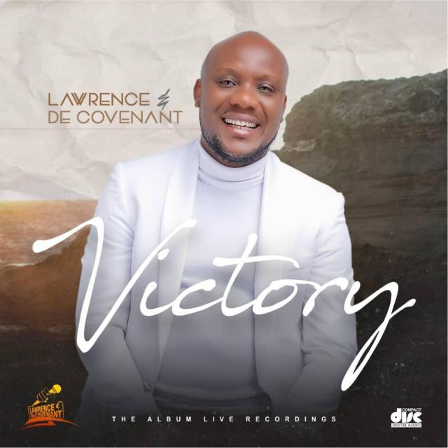 Lawrence And Decovenant - Victory Album Cover