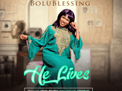 He Lives By Bolublessing.
