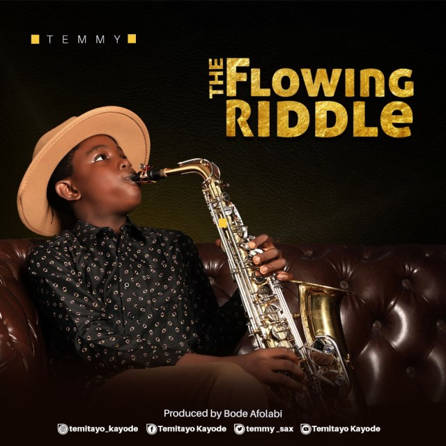 The Flowing Riddle - Temmy.