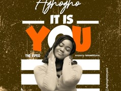 It Is You Video By Aghogho
