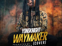 Way Maker Cover By YoungKnight