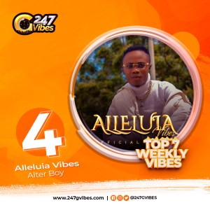 Alleluia Vibes By Dabo Williams | Top 7 Gospel Songs