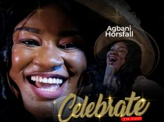 Agbani Horsfall - Celebrate