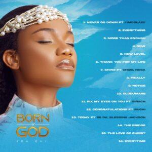 Ada Ehi - Burn Of God