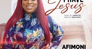 Winifred Afimoni – I Have Jesus