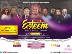 The Esteem Live Worship Concert