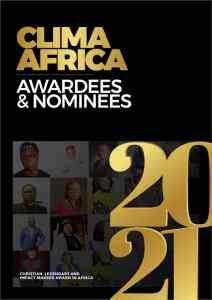 CLIMA AFRICA AWARDS 2021 VOTING BEGINS