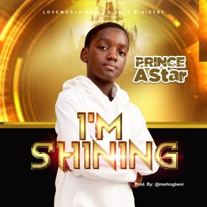 i'm shining - prince a start