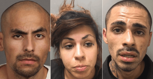 Three Arrested After Pursuit in Stolen Vehicle | 24/7 ...