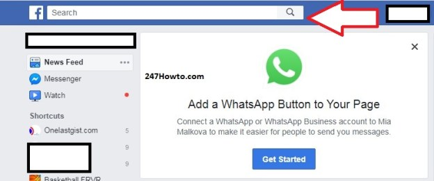 How to see hidden post on Facebook