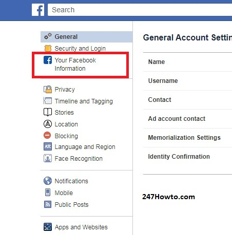 How to find my contacts on Facebook